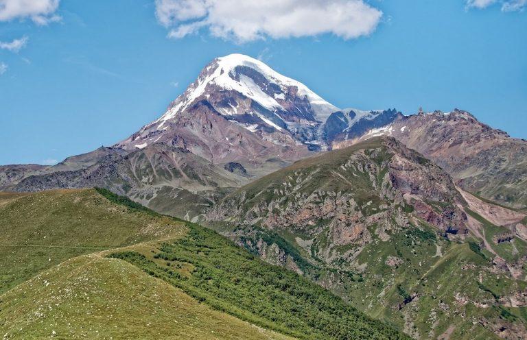 Ararat i Kazbek
