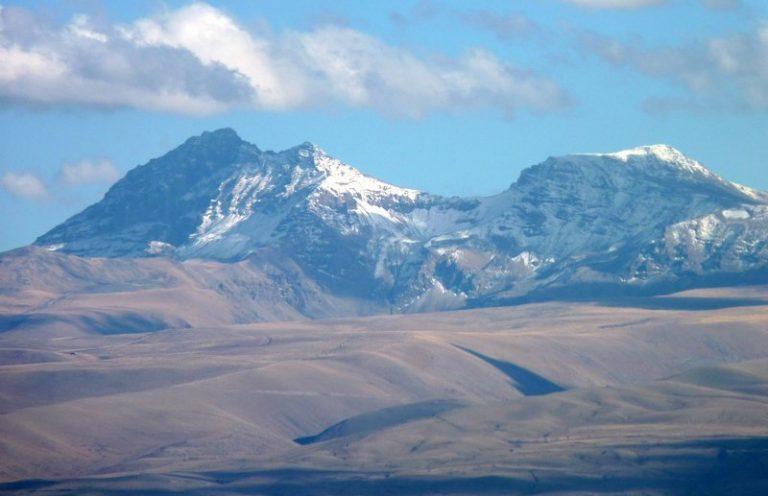 Wulkany Armenii