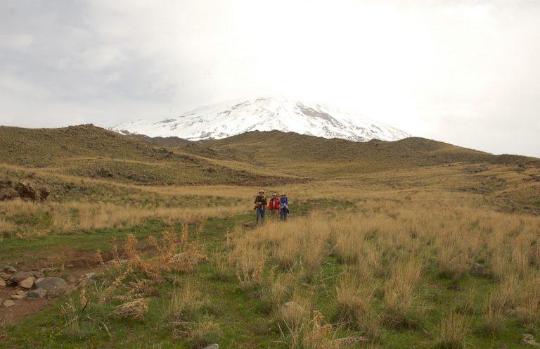 Wiosenny Ararat